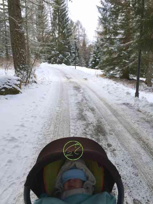 vacanze con neonati in montagna sulla neve info utili