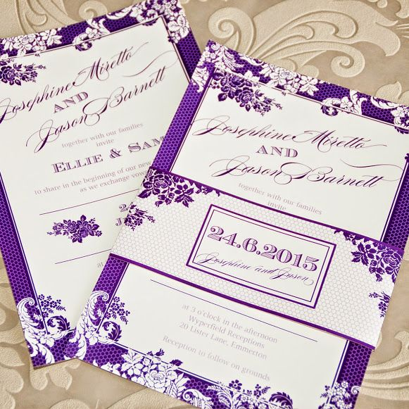 Introducing Ardour Wedding Invitations.  With a hint of vintage and a lot of pizazz, these beautiful invites will have everyone raving.  Available from our website here: http://www.iwillinvitations.com.au/Ardour-Wedding-Invitations-Collection-c55.htm #weddinginvitations #weddinginvitation #weddingcard #laceinvitations #laceweddinginvitations #vintageweddinginvitations