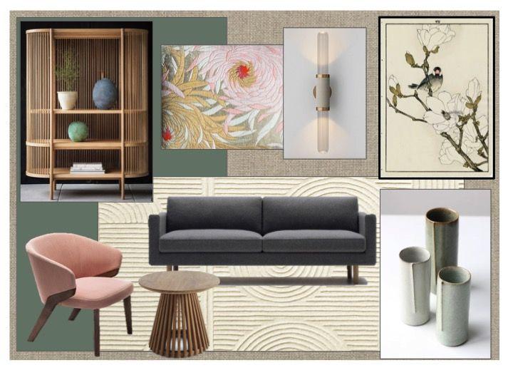 Japanese Interior Design, Japanese Inspired Furniture