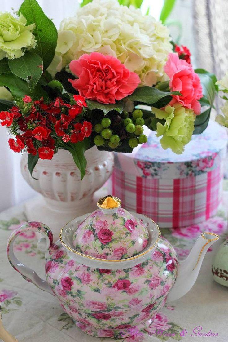 тужусь, цветы чая картинки чем