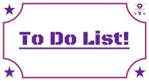 10 Przykazań zanim zaczniesz: 9.Odkładaj na później   PORZĄDKOODPORNA