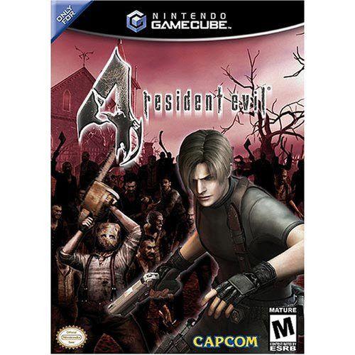 Resident Evil 4 - Gamecube Capcom http://www.amazon.com/dp/B0002A6CQ4/ref=cm_sw_r_pi_dp_JHOrwb0MVVDJT