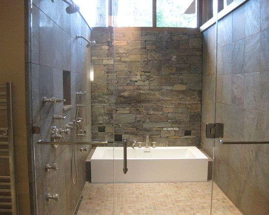 Wet Room Design, Pictures, Remodel, Decor and Ideas - page 4