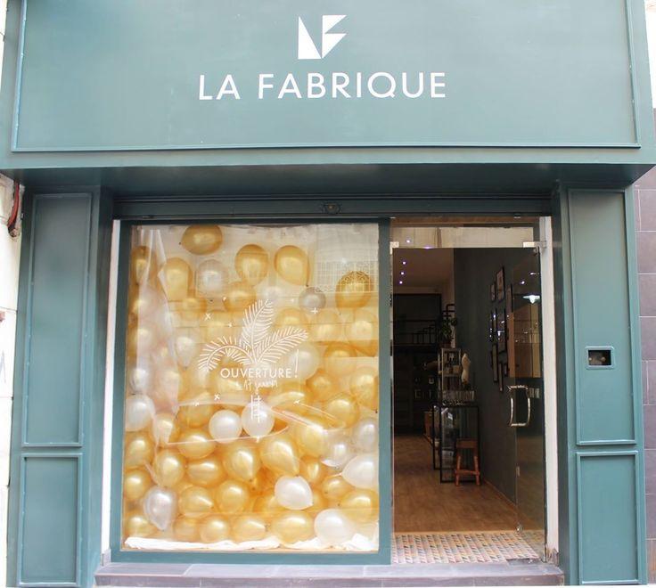 La Fabrique coming soon