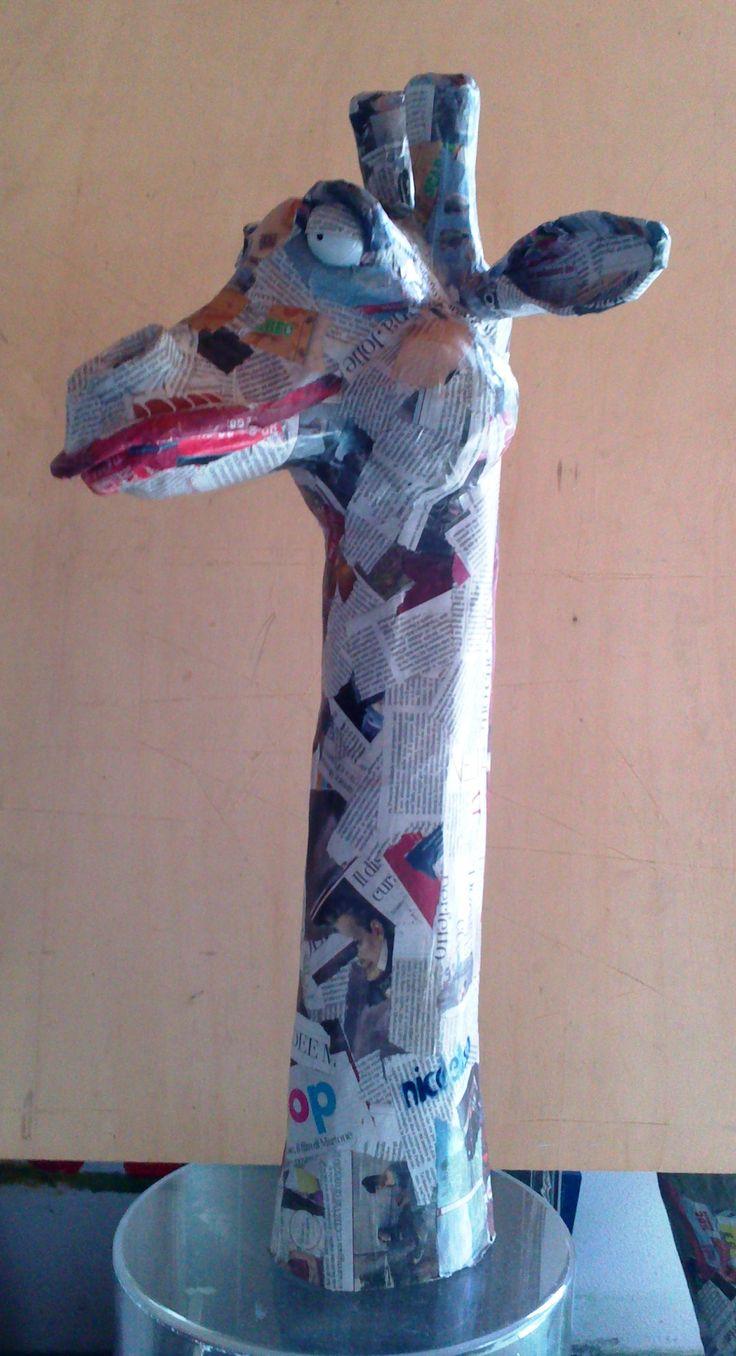 Giraffa Pop