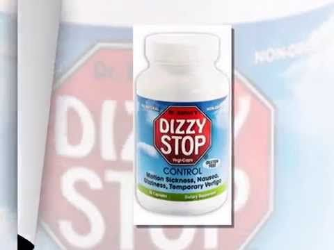 how to stop dizziness from medication
