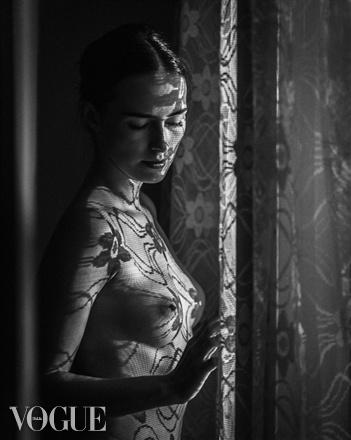 Ivana, Vogue Italia