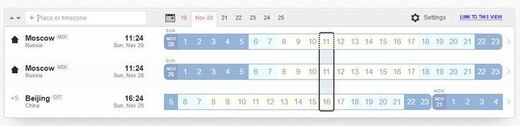 """Time Buddy - удобный инструмент, который поможет """"конвертировать"""" время. Легко узнавайте сколько времени в любой точке мира и у вас.    Веб версия http://www.worldtimebuddy.com/  #Android https://play.google.com/store/apps/details?id=com.helloka.worldtimebuddy  #iOS http://www.worldtimebuddy.com/"""