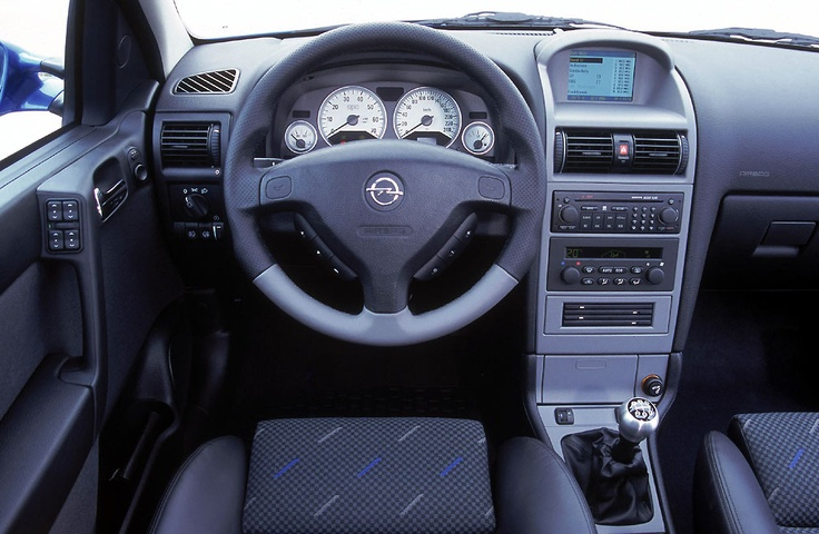 Astra g opc opel astra pinterest for Opel astra g interieur