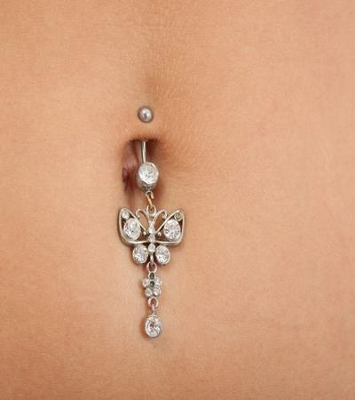 Belly  Piercing  is the latest rage in the world of feminine tattoos. Young girls love to flaunt wonderful belly Piercing designs coupled with belly button jewelries. Many women have a frenzy of lovely belly Piercing designs and some of them also think that an amazingly stunning belly Piercing could for sure catch the attraction of guys.
