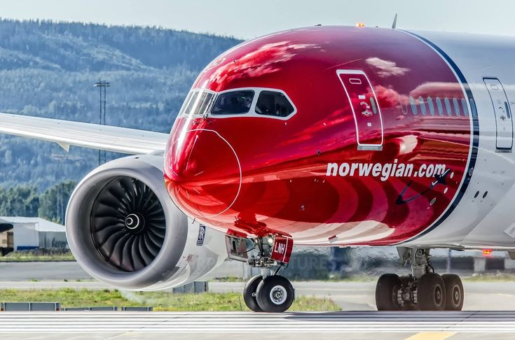 Norwegian Air Shuttle Boeing 787-8 Dreamliner
