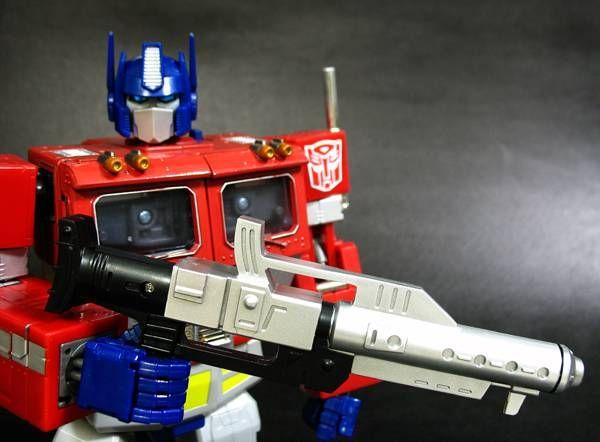 MP-04 Rollar & MP-02 Gun Accessory Kitby Best Toys #transformer