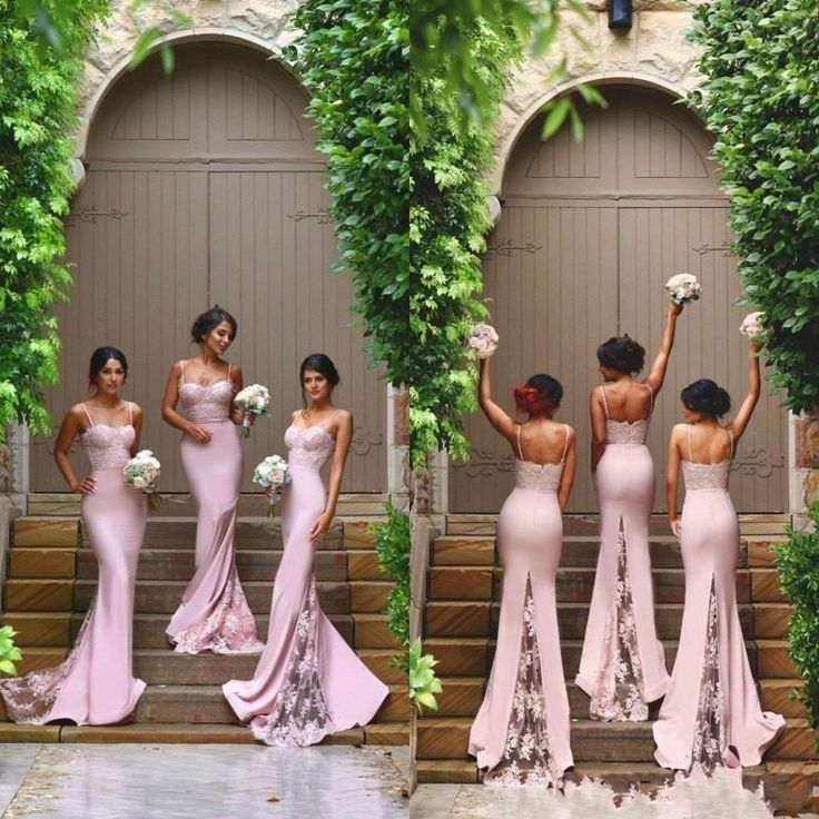 77 best 2016 mint orange high low bridesmaid dresses only for Pink and orange wedding dresses