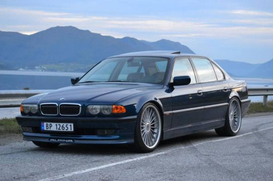 BMW E38 Alpina BMW E38 Pinterest Posts and BMW