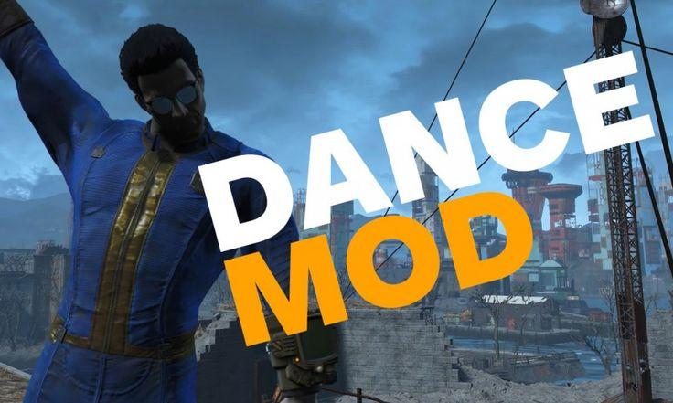 Fallout 4 – Dance Mod - http://gamesack.org/fallout-4-dance-mod/