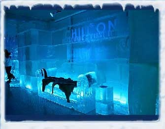 Chill on Ice Lounge | melbourne