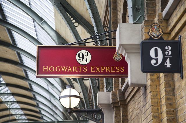 Harry Potter London Landmarks Tour from Platform 9¾