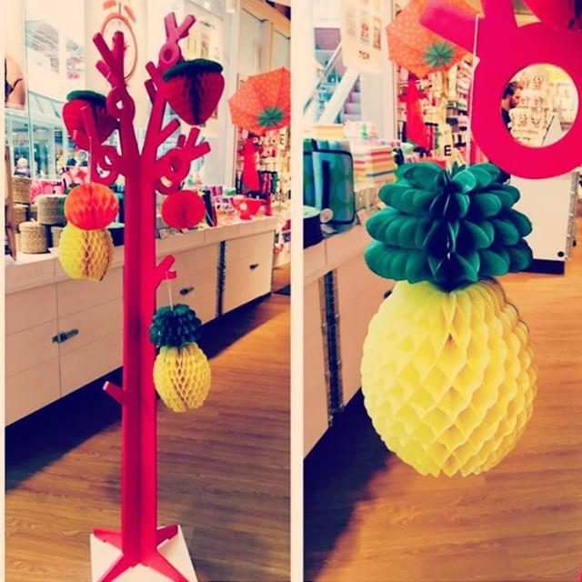 Ananasowe drzewo! #tigerpolska #tigerstore #ananas #pineapple #wieszak #przedpokój #hall #hanger #lato #summer #wakacje #holiday #owoc #owoce #fruit #fruits