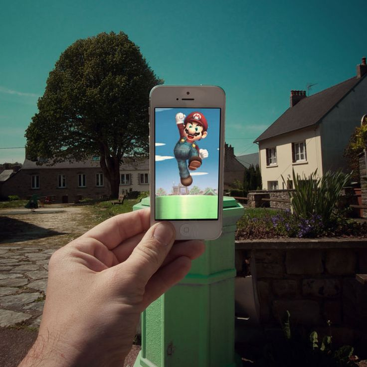 Mario. 19 Creative Photos That Perfectly Combine Movie Moments With Real Life • Page 3 of 6 • BoredBug
