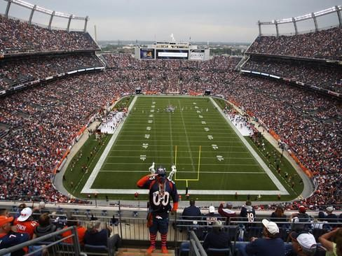 ... Mile High: Denver COLORADO - Sports Authority Field at Mile High Otro
