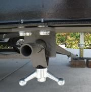 SteadyFast: 5th Wheel and RV Travel Trailer Stabilizer System