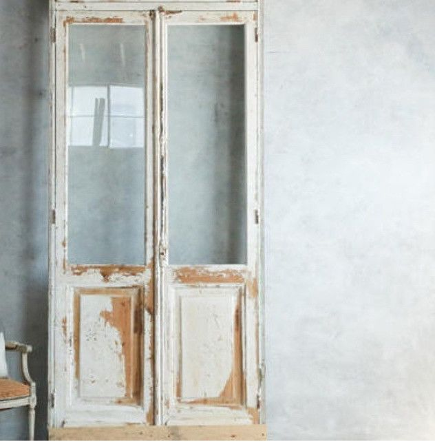 You will always find vintage doors at d'annata. Come in and take a look. Prices…