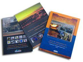 Manual General de Minería y Metalurgia - Catálogo de productos y servicios para la minería - Guía de ingeniería y operaciones mineras