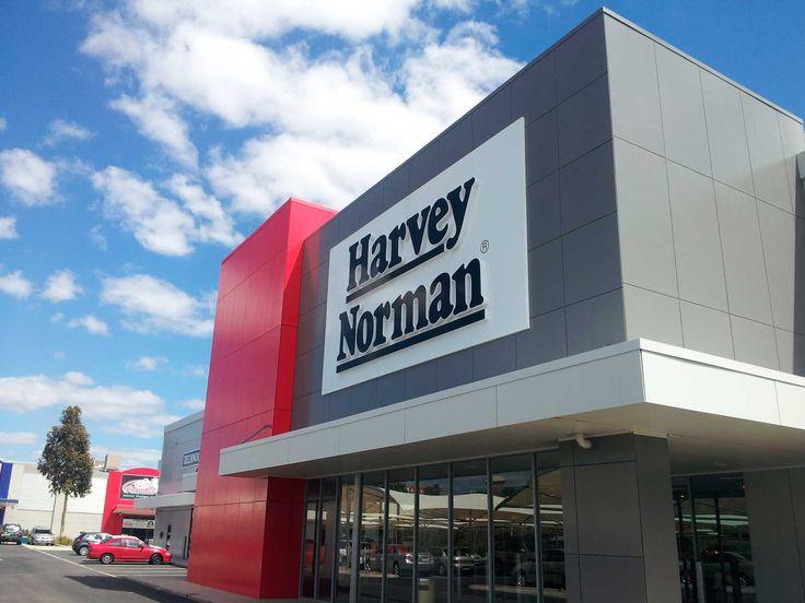 Harvey Norman store
