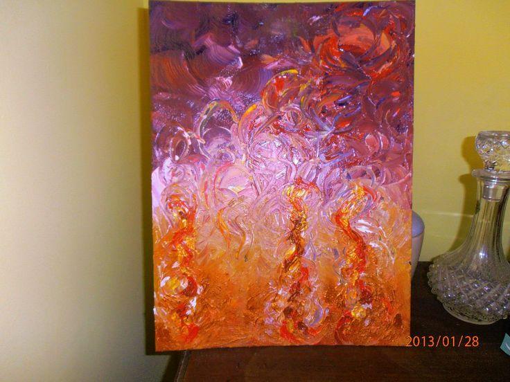 pinturas abstractas acrilicas - Buscar con Google