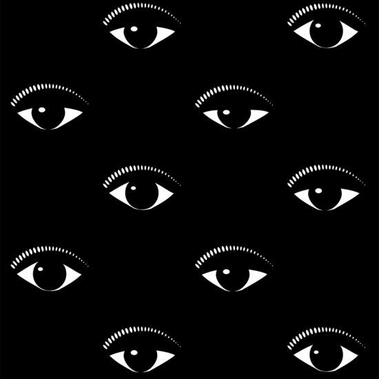 PRINTS AND PATTERNS OF THE SEASON - PART #1 : THE EYE - Kenzine, the Kenzo…