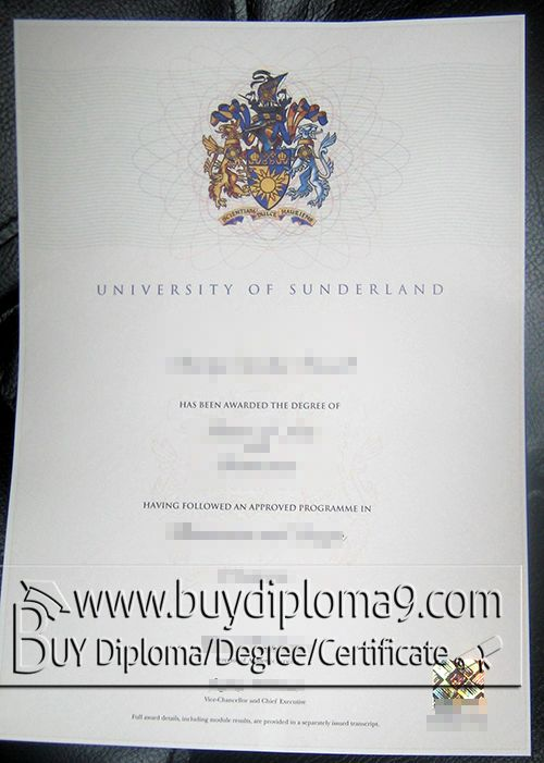 University of Sunderland degree, Buy diploma, buy college diploma,buy university diploma,buy high school diploma.Our company focus on fake high school diploma, fake college diploma university diploma, fake associate degree, fake bachelor degree, fake doctorate degree and so on.  Email: buydiploma@yahoo.com  QQ: 751561677  Skype, Cell, what's app, wechat:+86 17082892425  Website:http://www.buydiploma9.com