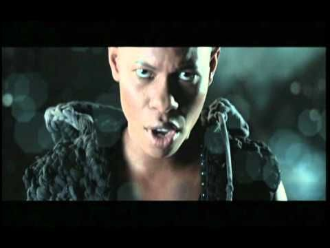 My love is gone, Never feel again, Because of love, I feel nothing..Skunk Anansie