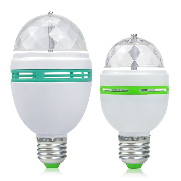 Commercial Lighting Grove City Oh: 3 Watt E27 RGB Led Lampe Magische Farbe Projektor Auto