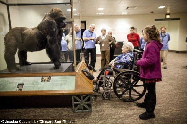 Man hookup 90 year old woman