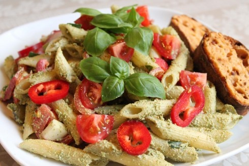 Pesto on Pinterest