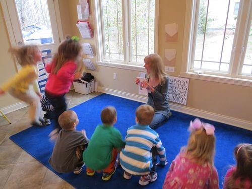 Ten tips for Circletime by Teach Preschool
