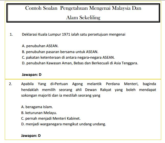 Pengetahuan Am Malaysia Pdf Download Videos From Each Wire
