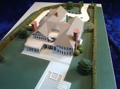Houses of the Hamptons