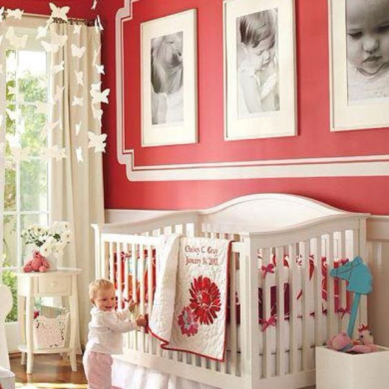 67 best Red Room images on Pinterest   Rouge, Colors and Living room