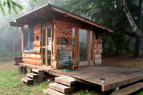 Apró ház Karolinában Forrás: offgridworld.com Szerző: offgridworld.com
