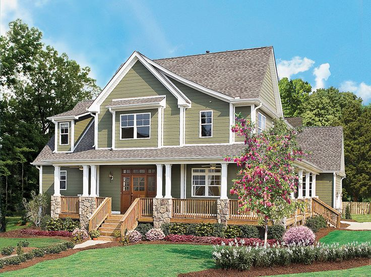 37 best images about future farm house on pinterest for Two story french country house plans