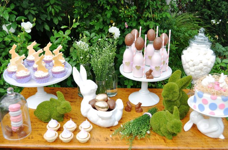 easter bunny party | spring soiree