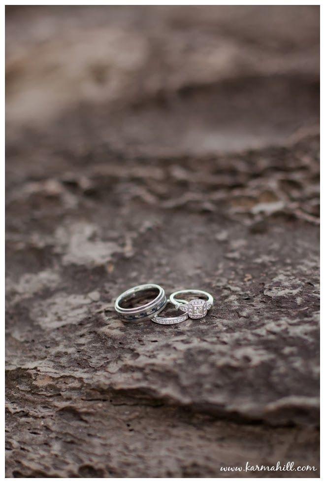 Beautiful Wedding Ring Detail Shot Maui Weddings By Simple