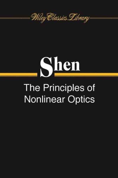 Principles of Nonlinear Optics