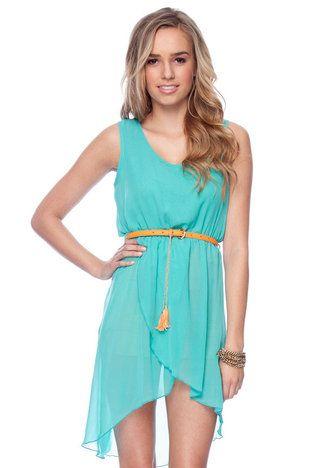 : Dresses Clothes 3, Summer Dresses, Style, Colors, Outfit, Mullet Dress, Chiffon Dresses, Casual Dresses, Hi Low Dresses