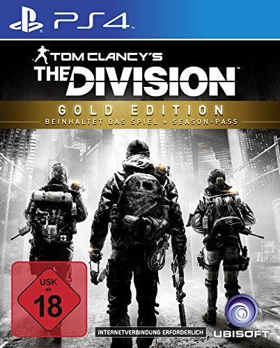 the division gold ps4
