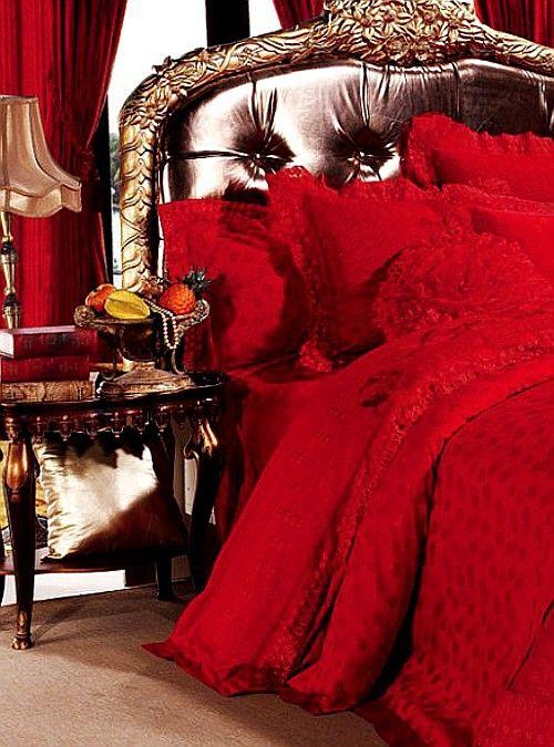 Red Luxury Bedrooms 237 best romantic bedrooms images on pinterest | romantic bedrooms