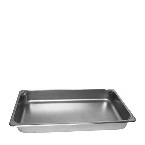 Walco Hallmark Collection Full-Size Food Pan for Oblong Full Roll Chafer by Walco. $85.99. Finest hotel quality. Includes replacement metal food pan. Designed to last a lifetime. Heaviest gauge 18/10 stainless steel. Designed to fit into an oblong 8-Quart full roll chafer. Walco Hallmark Collection oblong full roll chafers are a staple in the commercial hotel industry. This full-sized food pan is designed to fit inside. The pan made from the heaviest gauge 18/10 stainless steel...