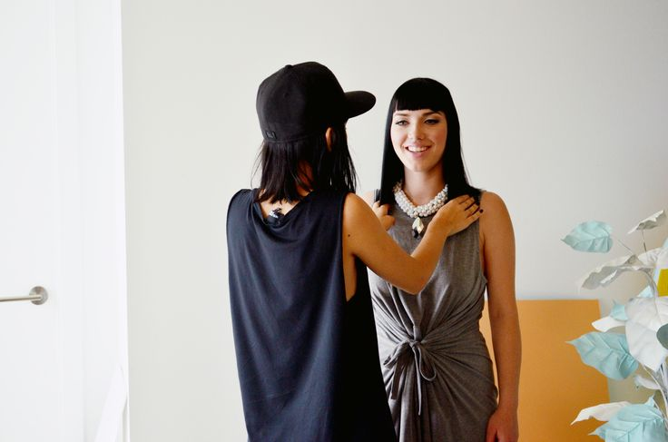 Behind the Scenes: Kastor & Pollux SQUAD Lookbook A/W14