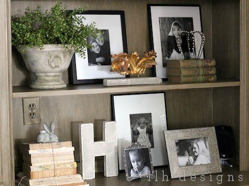 idea for built ins in living room styling bookshelvesbookcaseshome decoratingbookshelf - How To Decorate Bookshelves